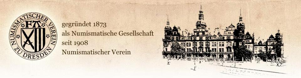 Numismatischer Verein zu Dresden